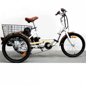 TRICYCLE COLUER EFFICIENCE 400W 36V12.8Ah - HIGH TORQUE