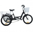 Tricycle Coluer Cargo Lux - Efficience