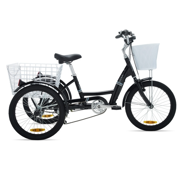 ELECTRIC TRICYCLE COLUER CARGO LUX - 36V 8.8 Ah EFFICIENCED - QB Bikes