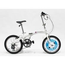 "Folding Electric Bike 20"" DB-Revo EZF1000"