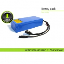 BATTERY PACK 36V 8.7AH LIGHTWEIGHT (SAMSUNG 3C CELLS)