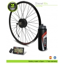 KIT ELECTRICO BICICLETA EFF ULTRALIGHT 400W HSS 36V 10.5Ah 3C