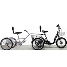 Tricycle - Tandem 1