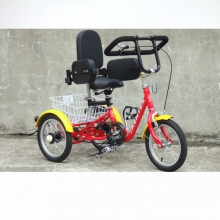 """Tricycle wheel 12 """"for height 100-135 cm"""
