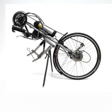 Mount Handbike Kit Efficience 36V 9Ah 25Km/h