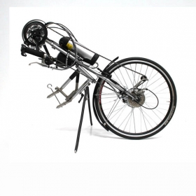 Montaje en Handbike Manual Kit Efficienced 36V 9Ah 25Km/h