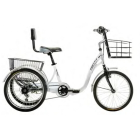 Tricycle MONTY 608 E-132 36V-12Ah. PANASONIC