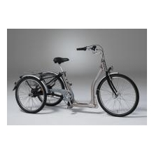 Tricycle Aluminum PFIFF