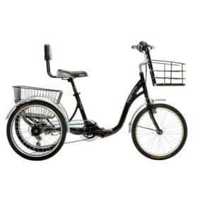 Tricycle Monty 608 E-131 36V - 9Ah
